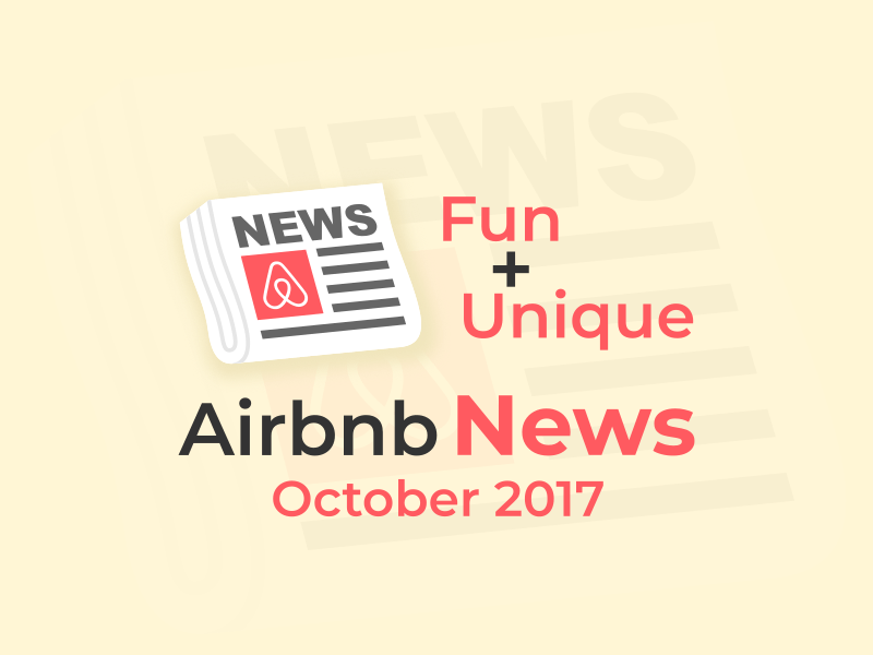 airbnb news october 2017