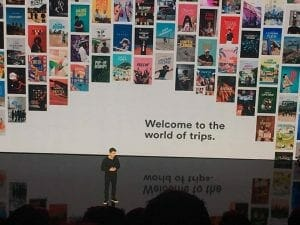 Airbnb Open 2016 Los Angeles - Brian Chesky Introduces Airbnb Trips