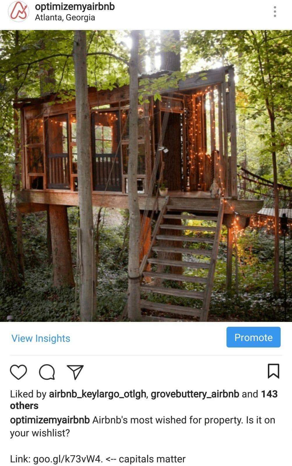 Airbnb in Atlanta, Georgia