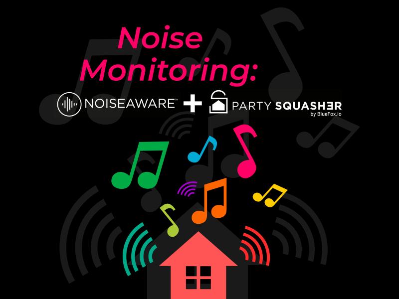 Noise Monitoring: NoiseAware + Party Squasher - OptimizeMyBnb com