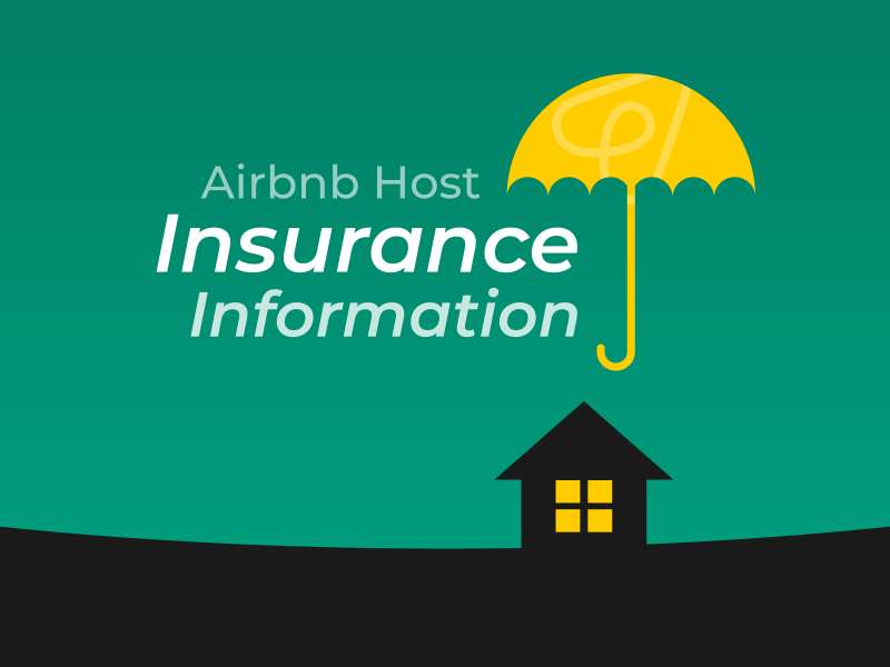 Airbnb Host Insurance Information