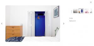 Airbnb photo caption - labels