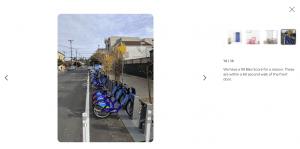 Airbnb photo caption - neighborhood