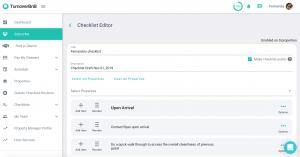 turnoverbnb Checklist Editor
