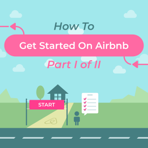 how to get started on airbnb
